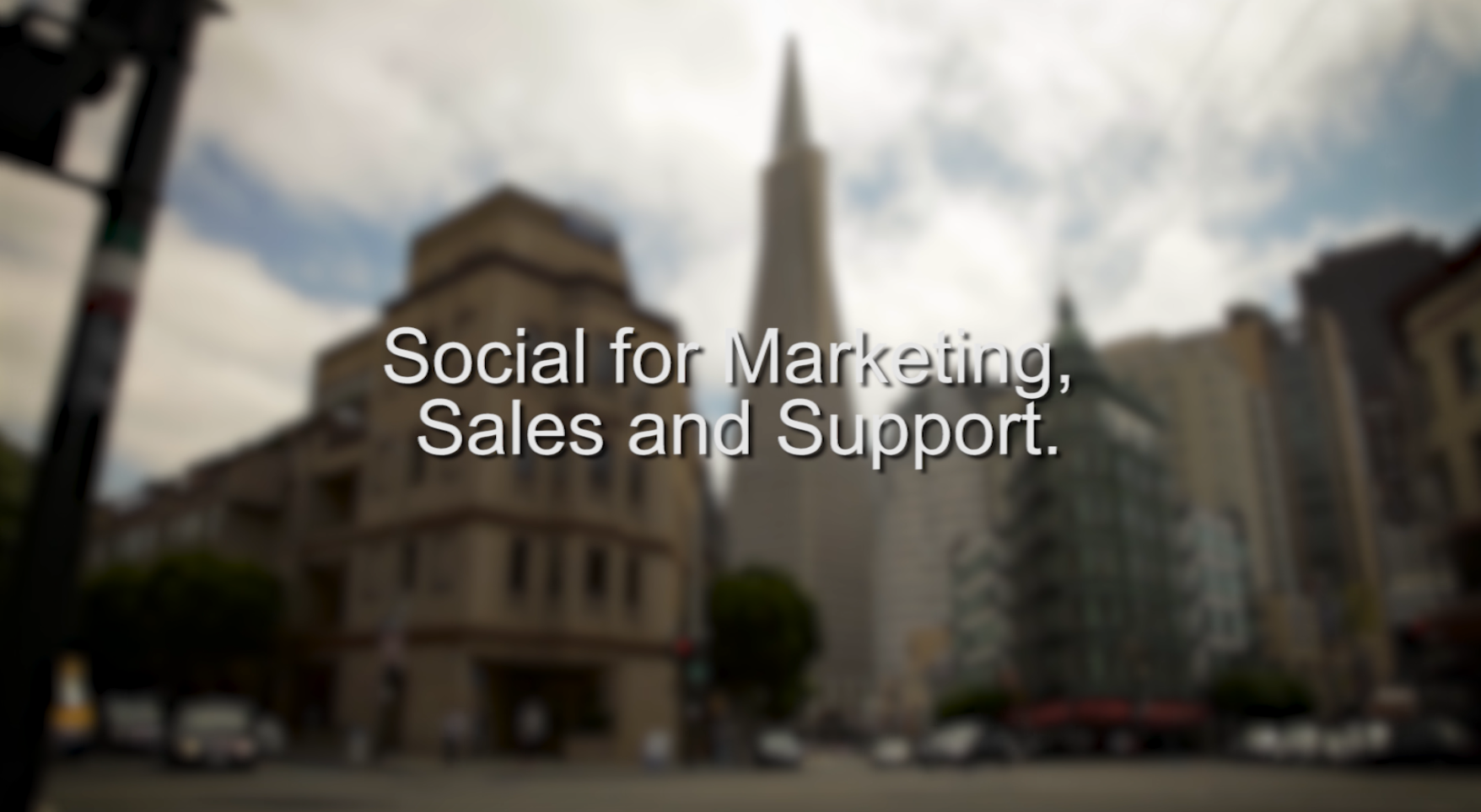 How do customers interact with organizations in social channels?