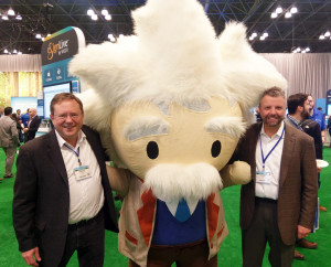 On Tour With Einstein and the Salesforce Crew