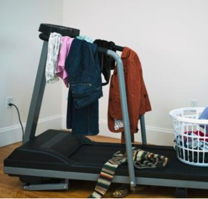 How to Keep Your Treadmill from Becoming A Coat Rack