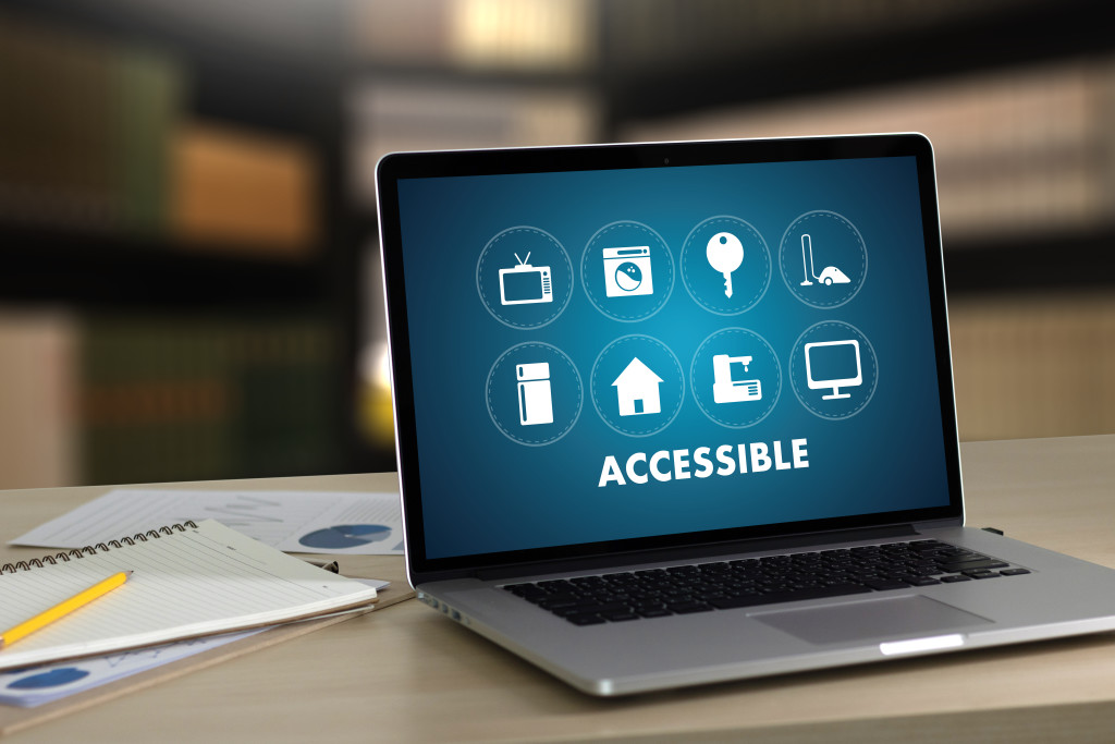 Be accessible online