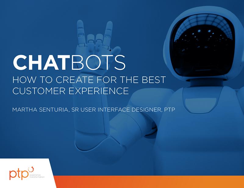 PTP ebook on Chatbots