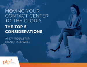 Migrating Your Contact Center to the Cloud: 5 Key Considerations