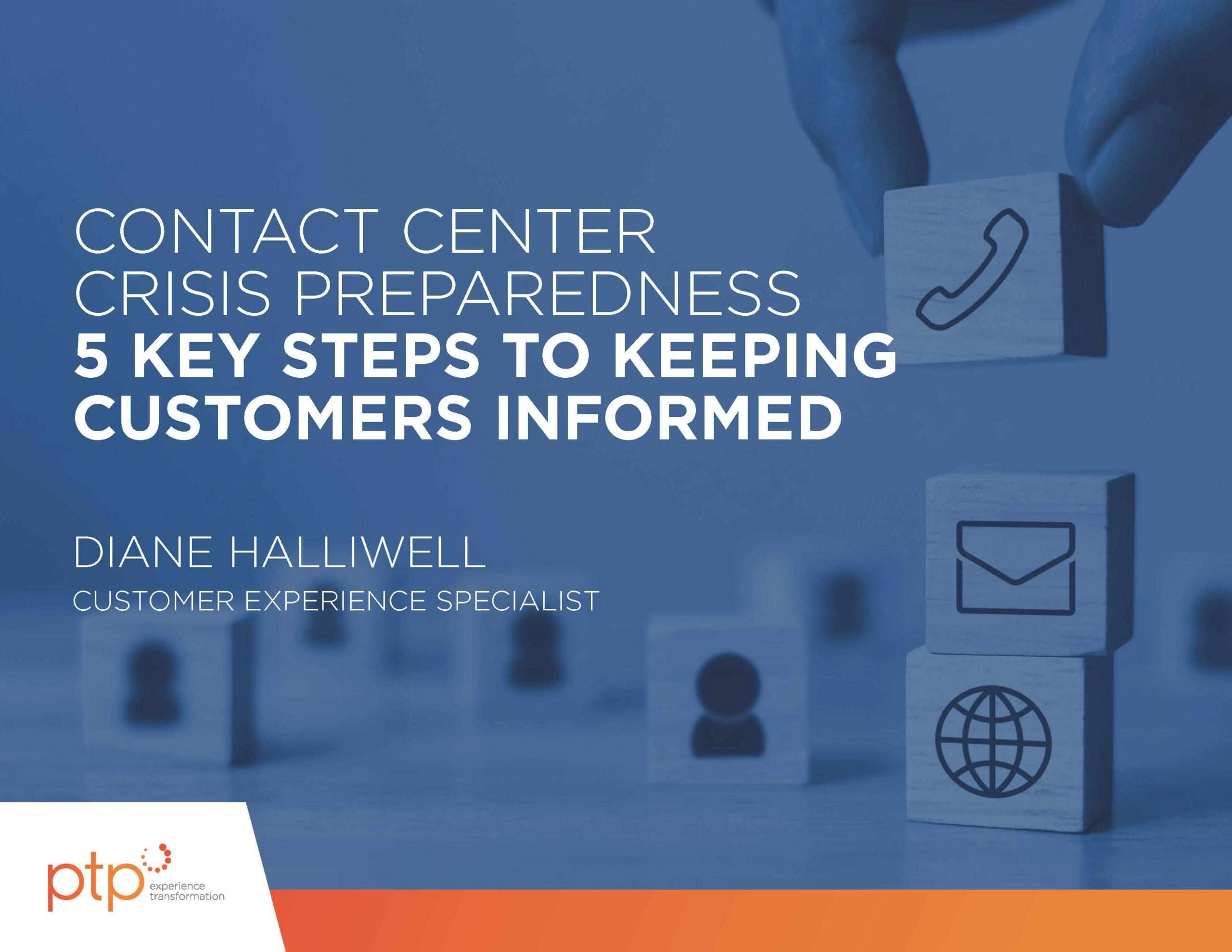 Contact Center Preparedness eBook
